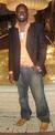 Single Black man in WEST PALM BEACH, Florida, United States