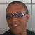 Single African man in Kimberley, , South Africa